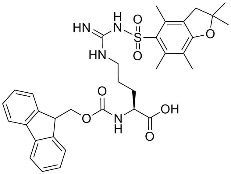 Fmoc-L-Arg(Pbf)-OH