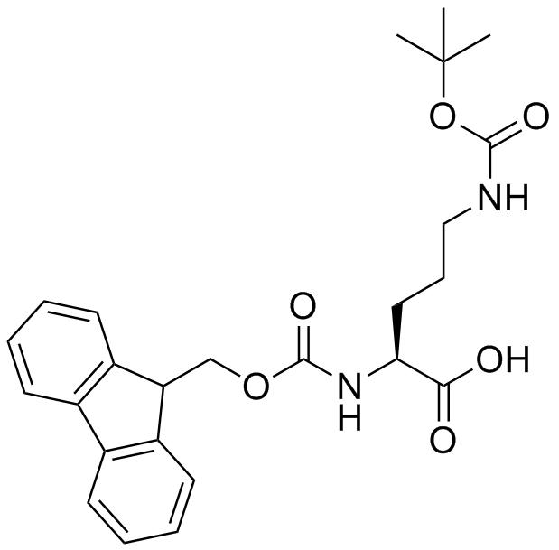 Fmoc-L-Orn(Boc)-OH