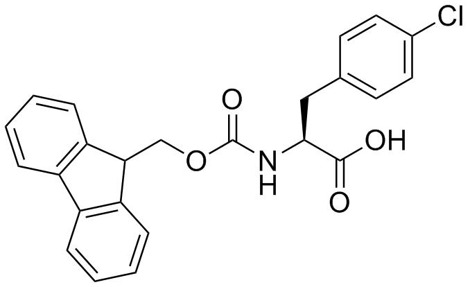 Fmoc-L-Phe(4-Cl)-OH