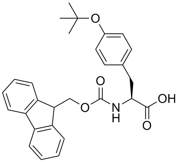 Fmoc-L-Tyr(tBu)-OH