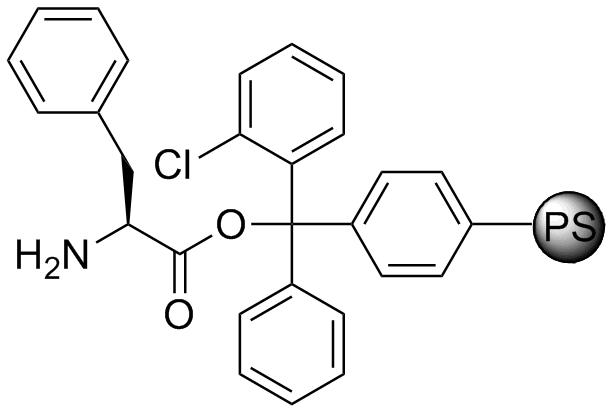 H-L-Phe-2-Cl-Trityl
