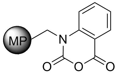 MP-N-Methylisatoic anhydride resin