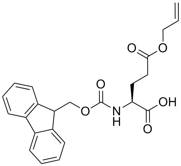 Fmoc-L-Glu(OAll)-OH